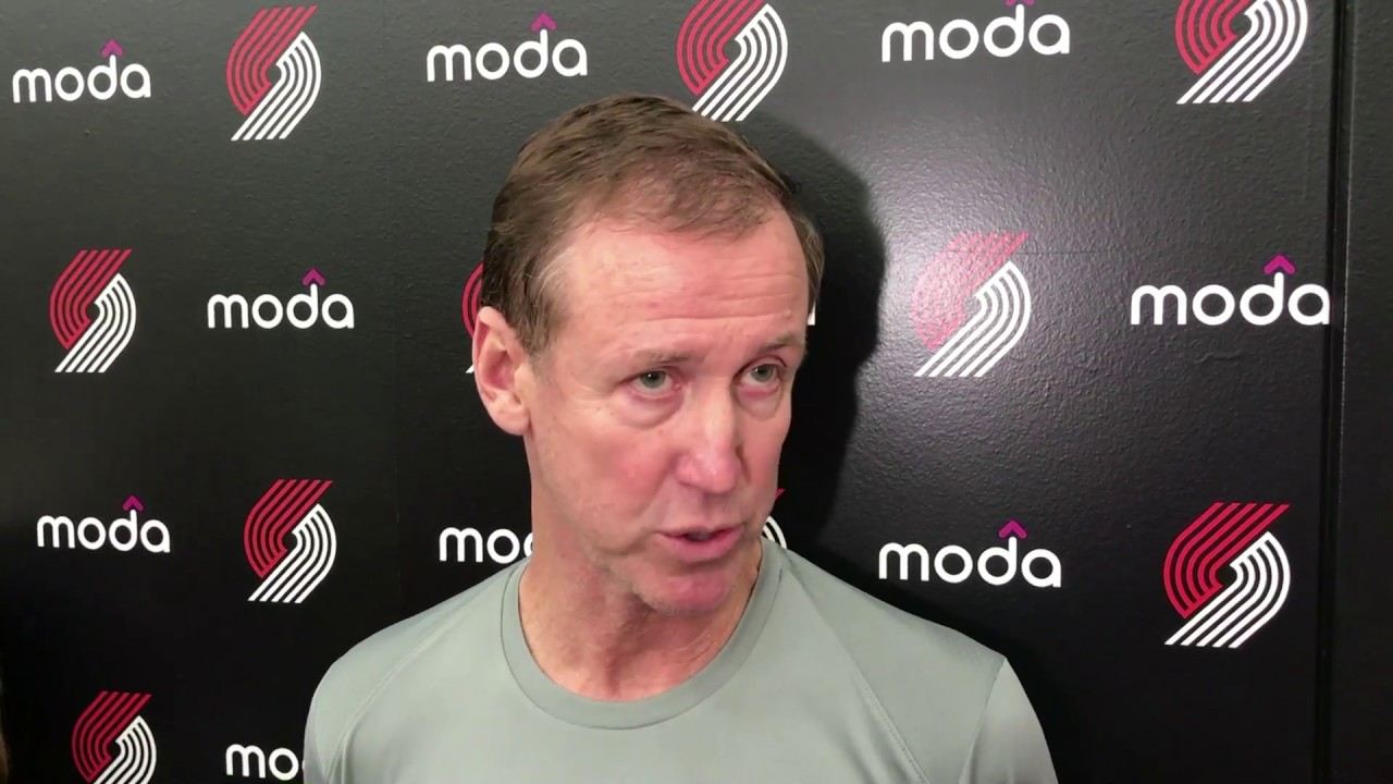 Trail Blazers' Terry Stotts happy to have Al-Farouq Aminu back