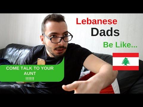 Lebanese Dads Be Like... | الآباء اللبنانيين