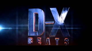 D-x-Beats Logo-Animation von juicygraphixstudios