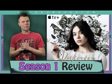 Dickinson Apple TV+ Season 1 Review
