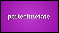 Pertechnetate Meaning