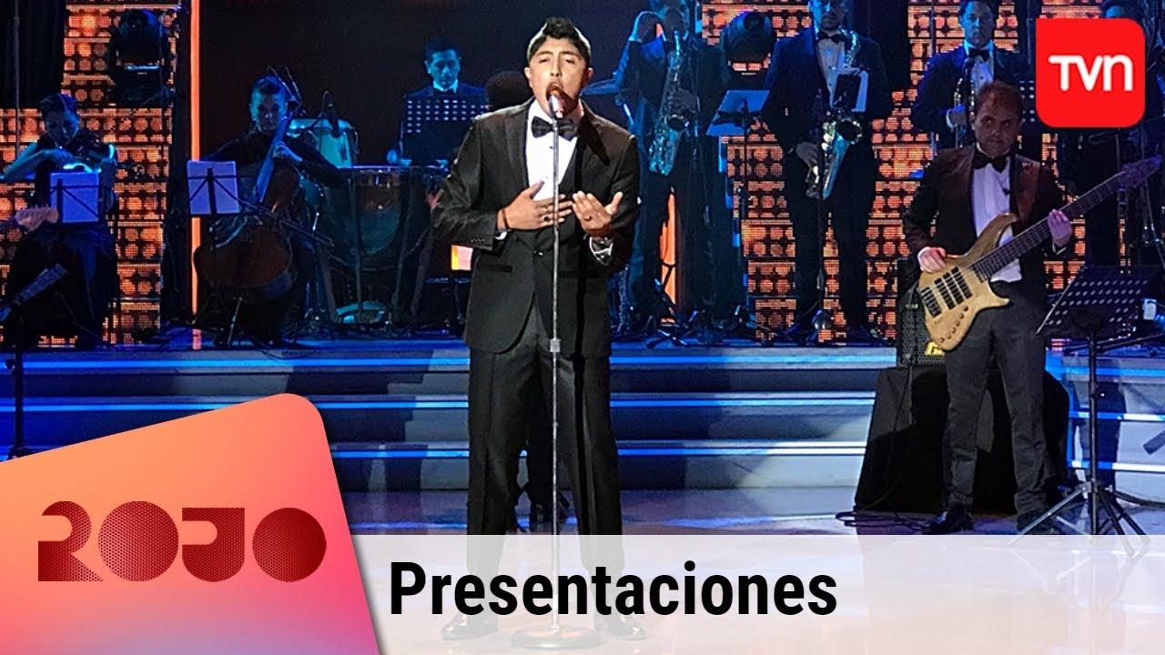 "Juan Ángel Mallorca cantó ""Nessun Dorma"" de Luciano Pavarotti | Rojo"
