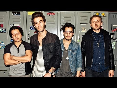 Interview: American Authors In The Red Bull Sound Space At KROQ