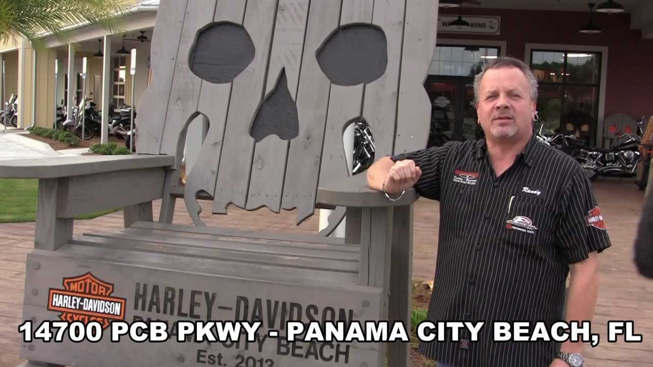 Harley Davidson Motorcycle Dealer Panama City Beach Fl Usa Youtube