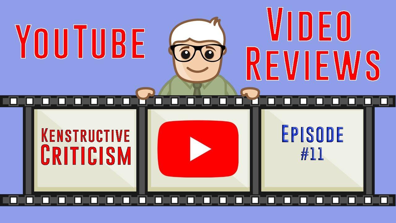 Kenstructive Criticism (Episode 11) Viewer Video Reviews!!