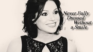 Lana Parrilla - Never Fully Dressed without a Smile