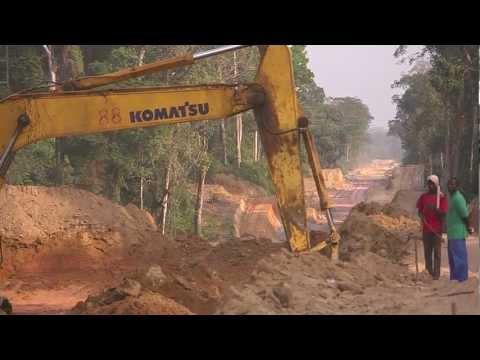 Socio-economic impact of Nigeria Cameroon Highway video mp4