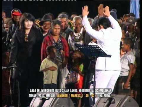 mujizat itu nyata - buta sejak lahir ! (rev. Yosafat, MBA)