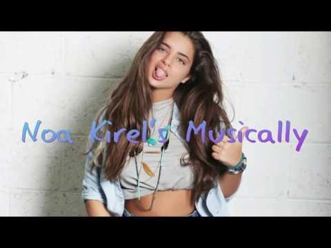 אוסף המיוזיקלי של נועה קירל♥ Noa Kirel's Musically