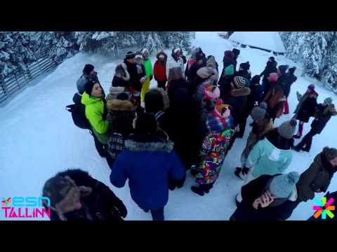 Lapland trip 6 ESN Tallinn Autumn Semester 2016