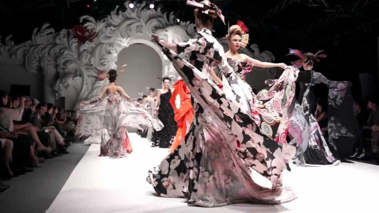 Kimono Inspired Fashion Designers