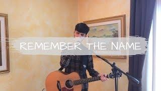 Ed Sheeran ft. Eminem & 50 Cent - Remember The Name [loop cover - Federico Madeddu]