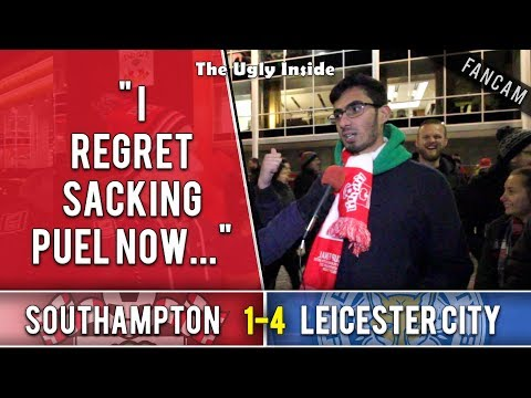 """""""I regret sacking Puel now..."""" 