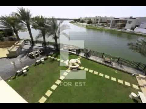 Full Lake View Fully Furnished Villa in Emirates Hills