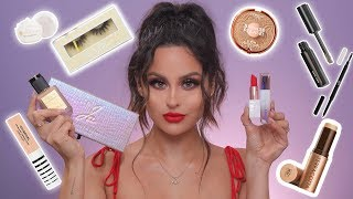 FULL FACE OF NEW SUMMER MAKEUP RELEASES TESTED