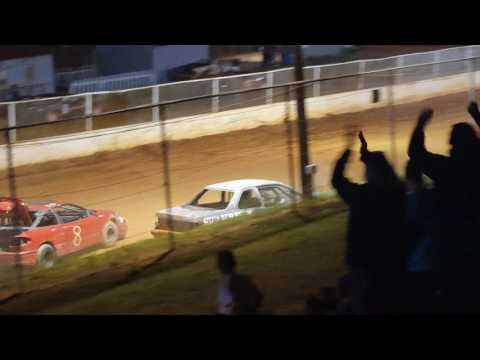 FWD 4 Cyl Series Race at East Lincoln Speedway May 7th 2016