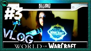 VLOG | World of Warcraft 10 year anniversary Gift | Sofa Gaming [deutsch][unboxing]