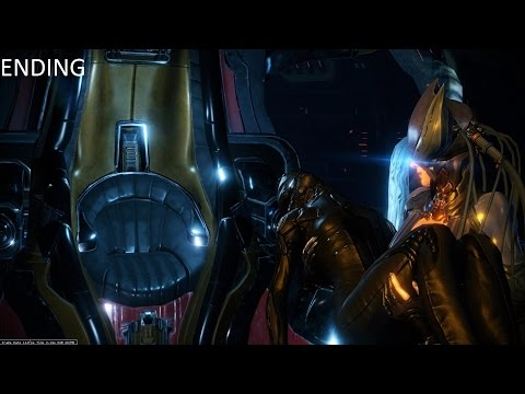 Warframe: The second dream quest final boss and ending!