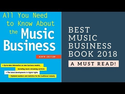 All You Need to Know About the Music Business Donald S Passman  Best Music Industry Book 2018