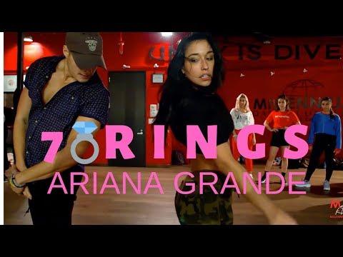 7 RINGS - Ariana Grande DANCE VIDEO | Dana Alexa Choreography