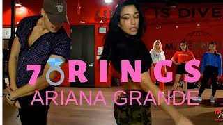 7 RINGS - Ariana Grande DANCE VIDEO Dana Alexa Choreography