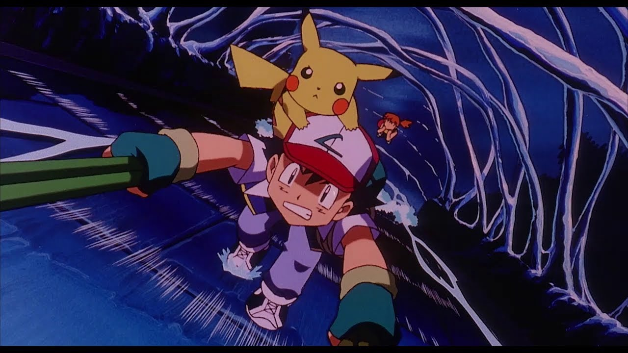 Pokemon 3 The Movie Trailer Youtube