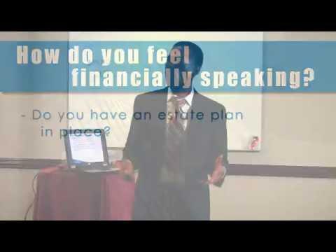 Marcus Castille - Understanding Money
