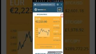 Заработок Биткоин на телефоне Android|заработок на автомате на андроид