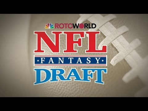Fantasy Football Draft 2019 I FULL 16 ROUND PPR DRAFT I ROTOWORLD