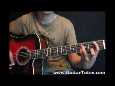 We The Kings -  All Again For You, by www.GuitarTutee.com