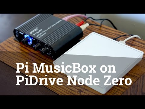 Create Your Own Raspberry Pi Home Network Music System