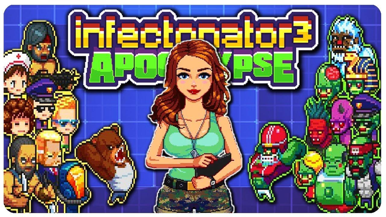 Infectonator 3 - TRIGGERED Zombie = OP! | Infectonator 3 Apocalypse  Gameplay #5