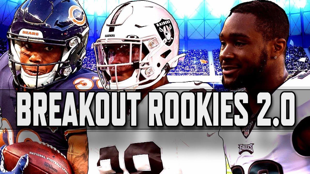 Fantasy Football 2019: Breakout rookies to draft 2.0 | NBC Sports