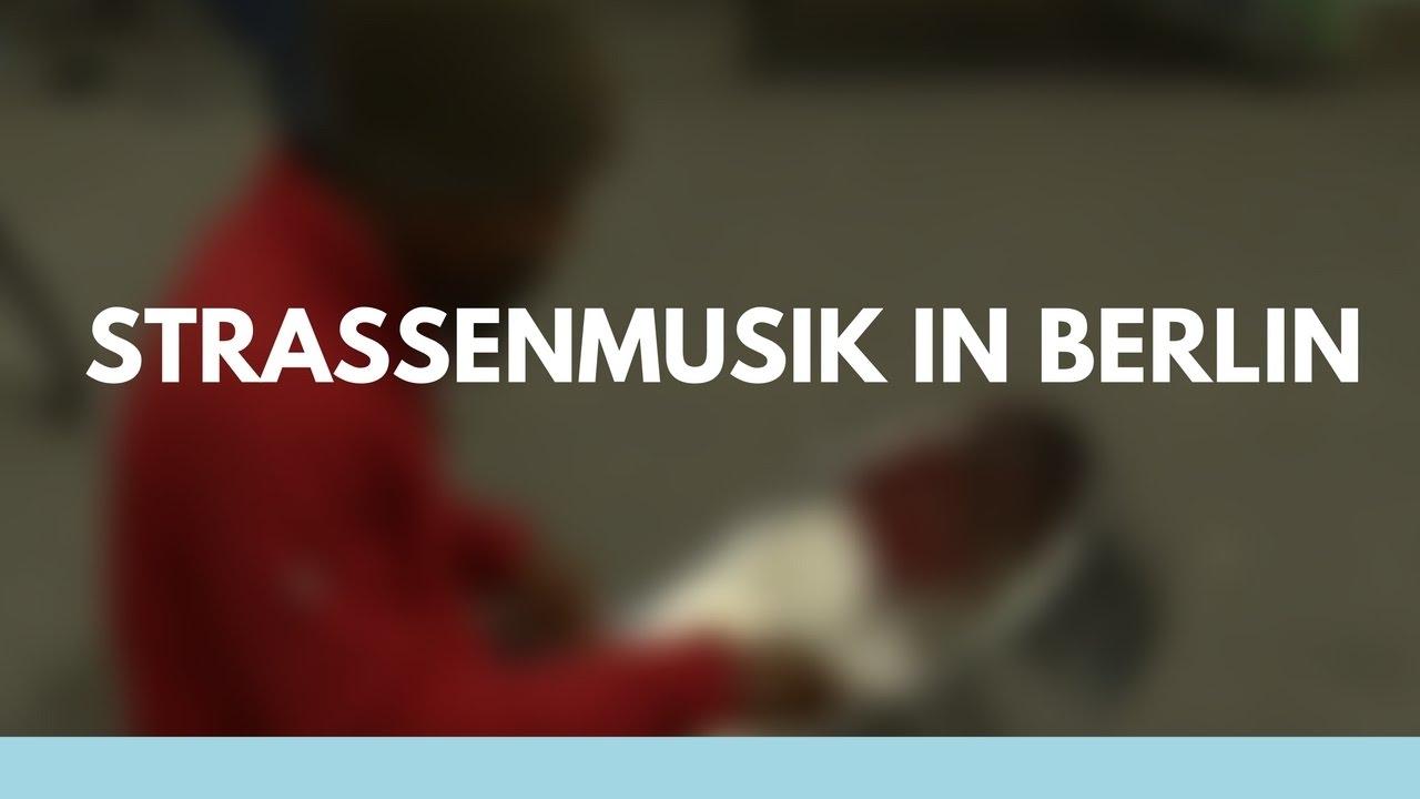 Straßenmusik Berlin