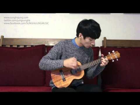 (Frozen OST) Let It Go - Sungha Jung (Ukulele Key Ver)