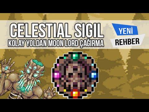 Terraria 1.3.5 - Celestial Sigil