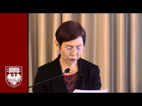 The 2013 Najita Distinguished Lecture in Japanese Studies