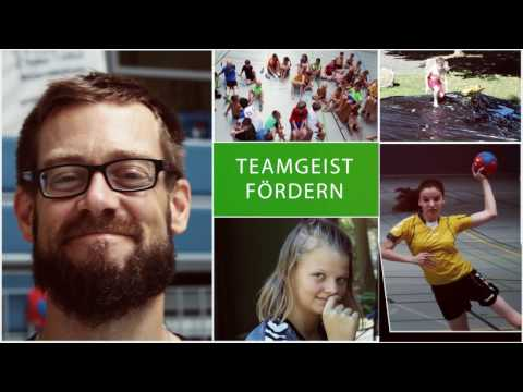 HCFA HandballcampFürAlle Sommer 2016 in HD