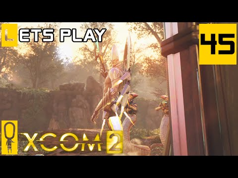 XCOM 2 - Part 45 - UFO - Let's Play - [Season 3 Legend Modded]