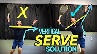 Vertical SERVE Solution (how to power up your serve)