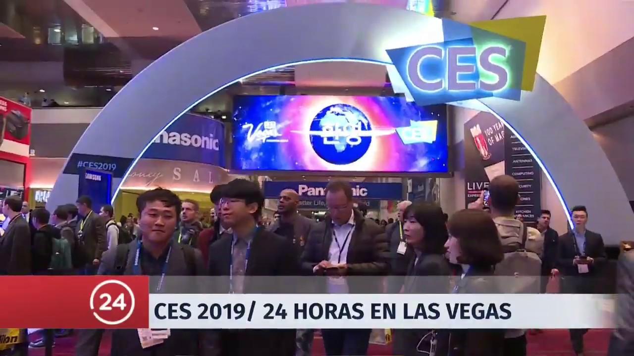 34a929e3001d5 CES 2019  Todas las novedades en televisores fueron presentadas en Las  Vegas.