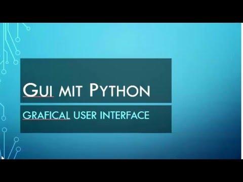 011 GUI mit Python: das Entry-widget und die Methoden delete() und insert()