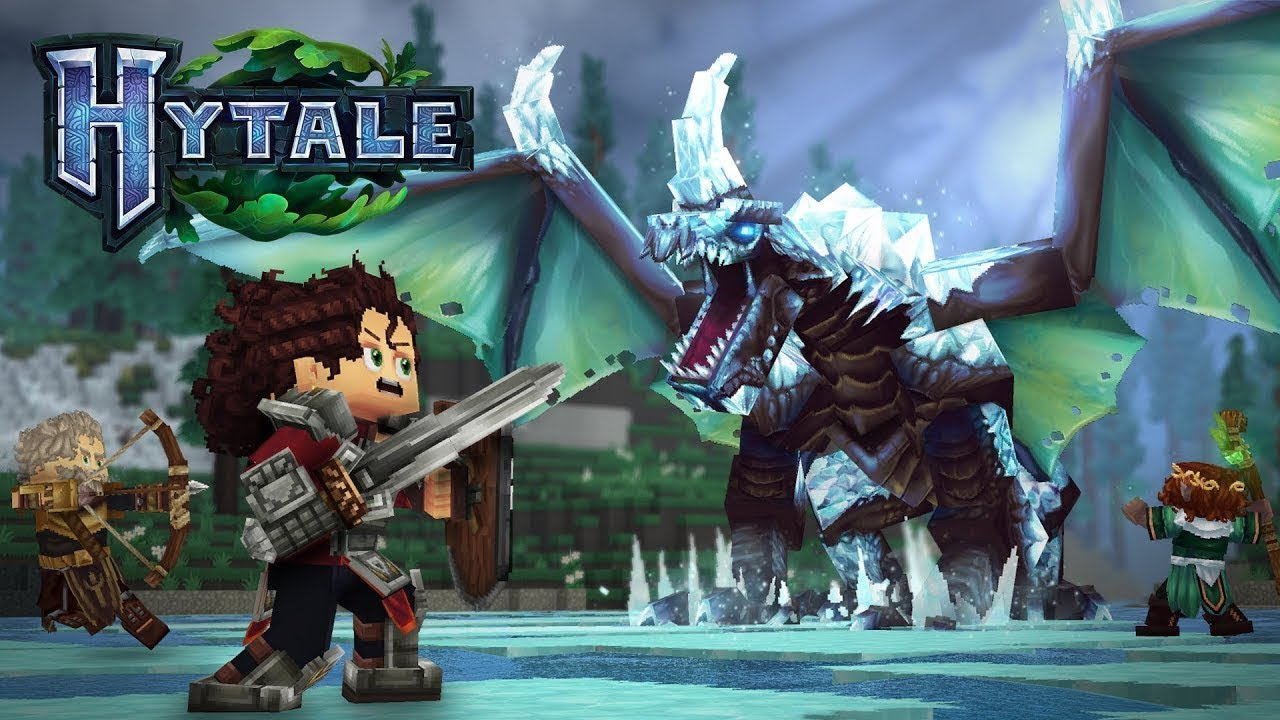 74 Announcing Hytale