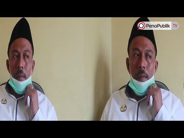 Kades Sukakarya, Laksanakan PPKM dengan Pendekatan