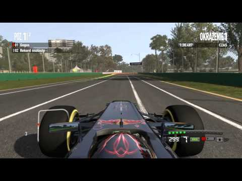 F1 2011 On Ati Radeon HD 4850  (Ultra Settings) (1GB/256bit/ddr5)