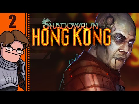 Let's Play Shadowrun: Hong Kong Part 2 - Hard Landing