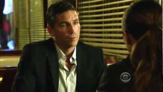 Person Of Interest - Reese and Dr. Tillman