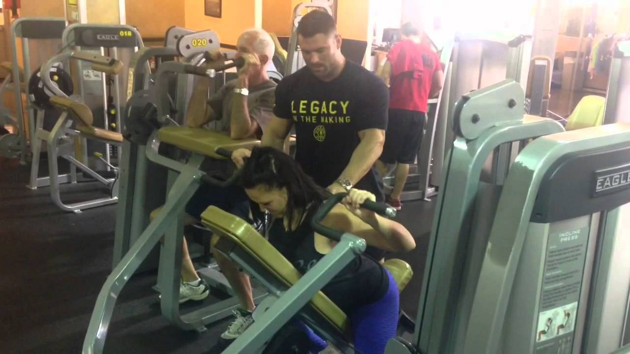 Gold 39 S Gym Palm Beach Gardens Personal Training Youtube