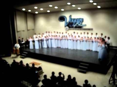 Two south Africa Folk songs Thai Youth Choir