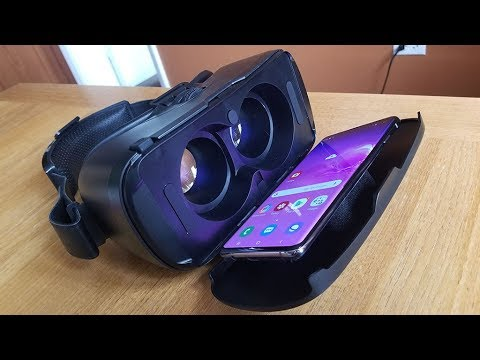 c56d94197 Best VR Headset for Samsung Galaxy S10 - Fliptroniks.com - YouTube